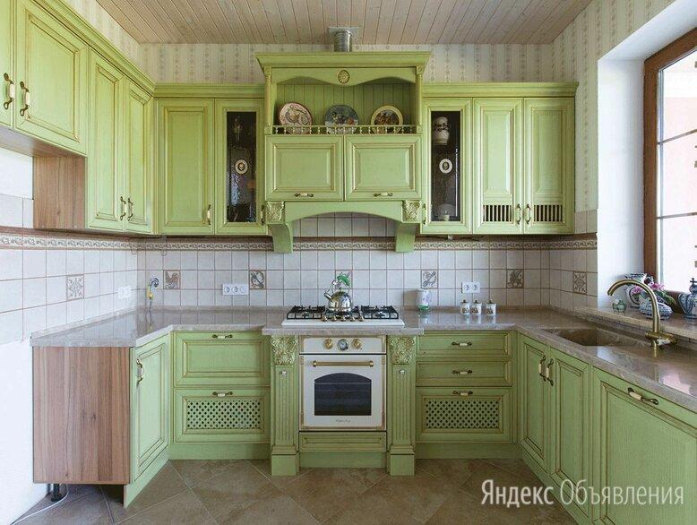 Кухня массив по цене 48400₽ - Мебель для кухни, фото 0