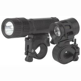 Фонари - Велосипедный светодиодный фонарь ЭРА от батареек 80 лм (2 шт.) VB-601, 0