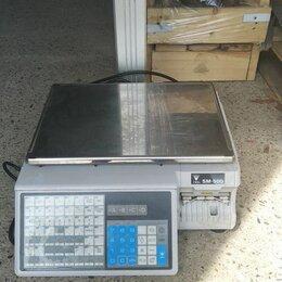 Весы - Весы с печатью этикеток Digi SM-500 EP (со стойкой), 0