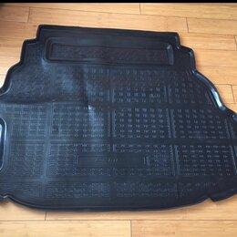 Аксессуары для салона - Резиновый коврик в багажник тойота камри 50, 0