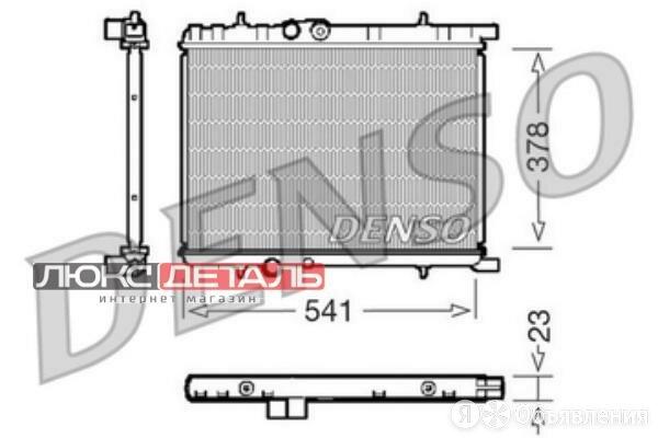DENSO DRM21033 Радиатор системы охлаждения CITROEN BERLINGO 1.6 08 - , BERLIN... по цене 7869₽ - Отопление и кондиционирование , фото 0