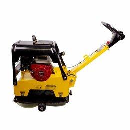 Вибротрамбовочное оборудование - Виброплита бензиновая champion PC1345RHH, 0
