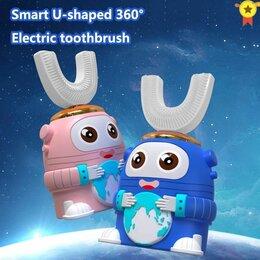 Электрические зубные щетки - Электрическая зубная щетка для детей, 0