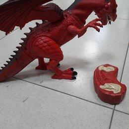 Радиоуправляемые игрушки - Судноглот дракон игрушка на пульте, 0