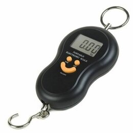 Безмены - Высокоточные ручные электронные весы безмен до 50 кг, 0