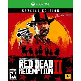 Игры для приставок и ПК - Red dead redemption special edition (xbox one), 0