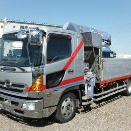 Спецтехника и навесное оборудование - Hino profia 2006 450л, 0