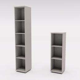 Мебель для учреждений - Стелаж для документов открытый узкий, 0
