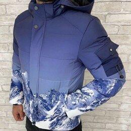 Куртки - Оригинальная мужская зимняя куртка р-ры 44-56, 0