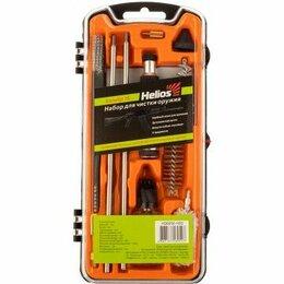 Игрушечное оружие и бластеры - Набор для чистки helios 16кал. 11 предм., плас. кор. hs6050-16g, 0