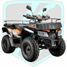 Мототехника и электровелосипеды - Квадроцикл RATO CABO 200, 0