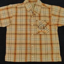 Рубашки - Рубашка с коротким рукавом на малыша, 0