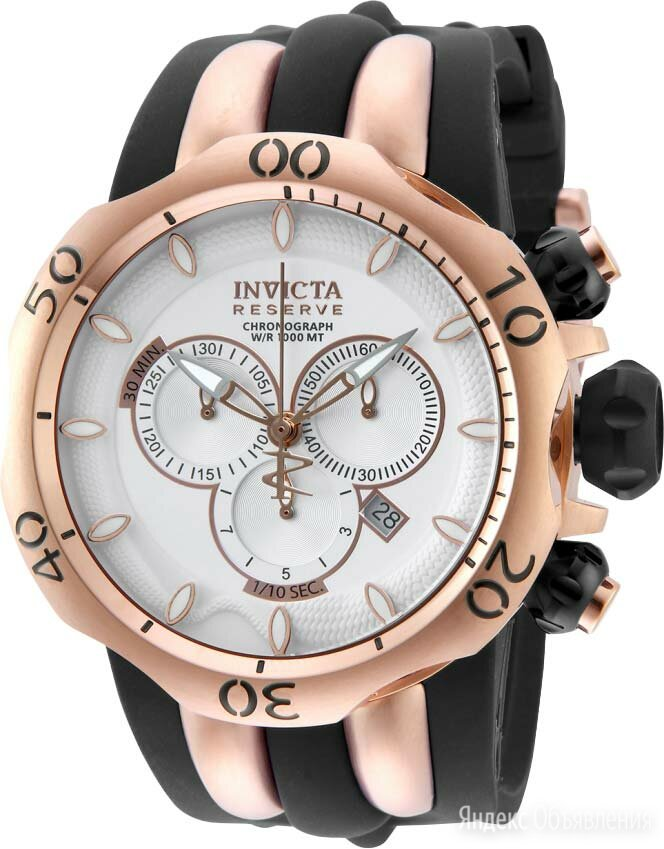 Наручные часы Invicta IN10832 по цене 37460₽ - Наручные часы, фото 0