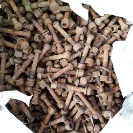 Винты и болты - Болт стыковой м24х150 в сборе б/у, 0