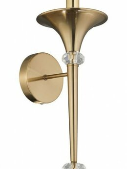 Бра и настенные светильники - Бра Crystal Lux Miracle AP1 Bronze, 0