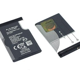 Аккумуляторы - Аккумуляторная батарея BL-4C для Nokia 6100/1202/1661/2220S/2650/2690/5100/61..., 0