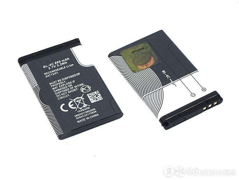 Аккумуляторная батарея BL-4C для Nokia 6100/1202/1661/2220S/2650/2690/5100/61... по цене 490₽ - Аккумуляторы, фото 0