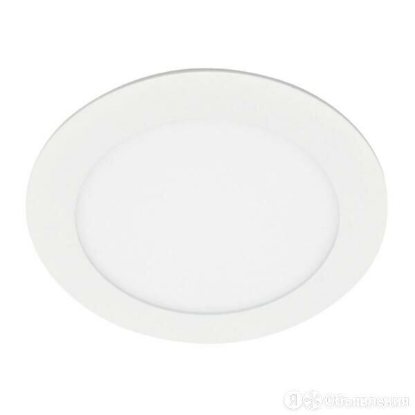 светильник светодиодный smartbuy 12вт 220в 6500к 960лм 168мм ip20 sbl-dl-12-65k по цене 226₽ - Мебель для кухни, фото 0