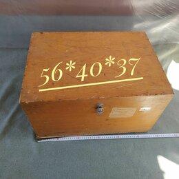 Другое - Ящик деревянный 56*40*37. СССР, 0