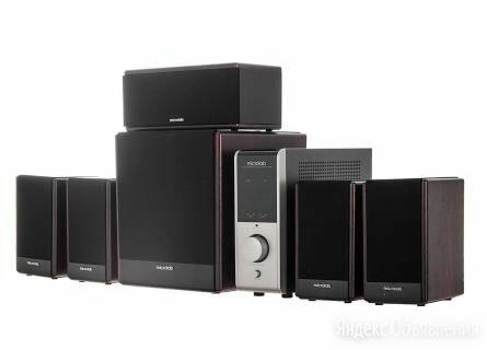 Компьютерная акустика microlab fc 360 5.1 по цене 8000₽ - Акустические системы, фото 0