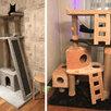 Домик для кошки с когтеточкой по цене 7180₽ - Когтеточки и комплексы , фото 3