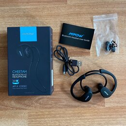 Наушники и Bluetooth-гарнитуры - Беспроводные наушники MPOW MBH6 Cheetan, 0
