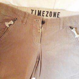 Капри и бриджи - бриджи Timezone р.46 плотный велюр, 0