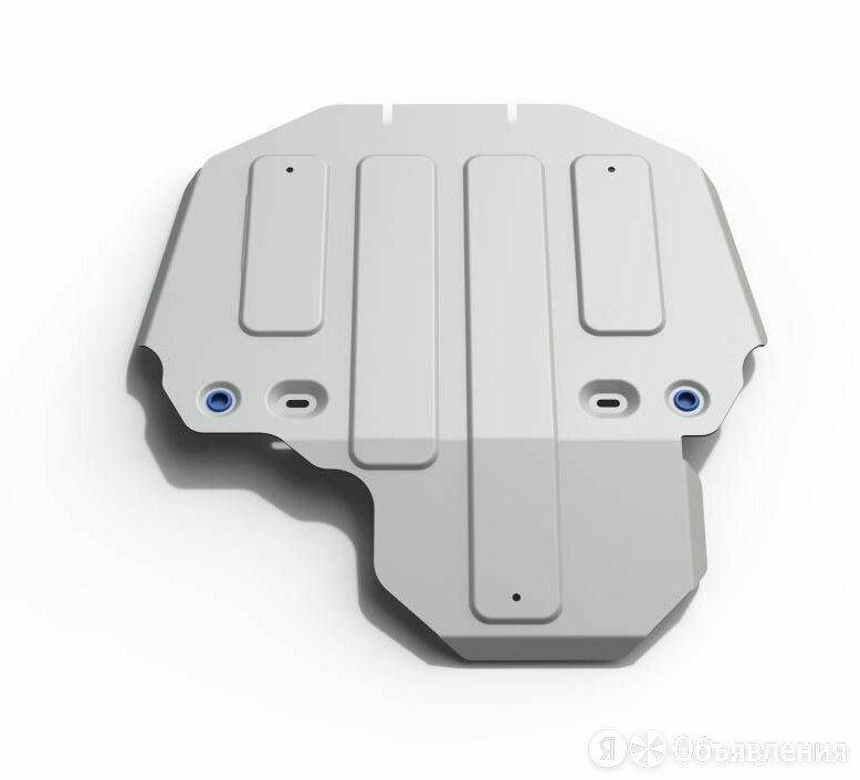 Защита КПП + РК для Land Rover Discovery 4 ( 2009-2015 г. ) ( арт: 333.3109.1... по цене 8355₽ - Прочие аксессуары , фото 0