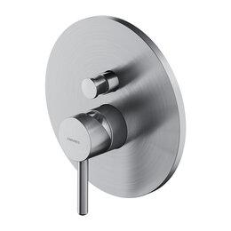 Краны для воды -  Встраиваемый смеситель для ванны Omnires Y Y1235NI (никель), 0