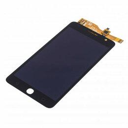 Дисплеи и тачскрины - Дисплей для Alcatel OT-5022D (Pop Star 3G) в сборе с тачскрином (Черный), 0
