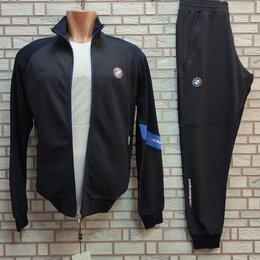 Спортивные костюмы - Спортивный костюм синий Puma BMW Motorsport, 0
