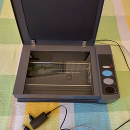 Принтеры, сканеры и МФУ - Новый сканер Plustek OpticBook 3800, 0