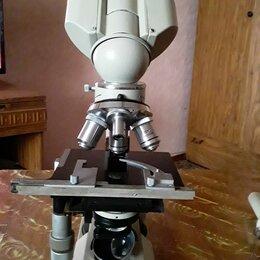 Микроскопы - Микроскоп бинокулярный ау-12 ломо, 0