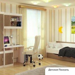 Шкафы, стенки, гарнитуры - Детская Паскаль, 0