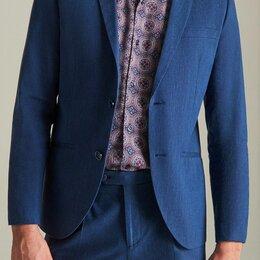 Пиджаки - Новый Не Китай Пиджак приятного синего цвета, 0