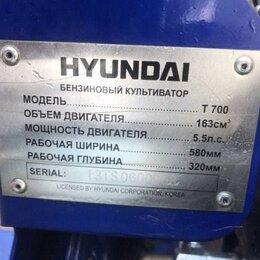 Мотоблоки и культиваторы - Вспахиватель T700 hundai , 0