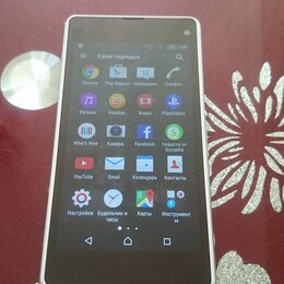 Мобильные телефоны - Sony Z1 compact d5503 белый, 0