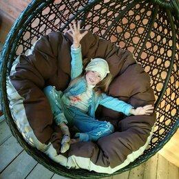 Подвесные кресла - Плетеное подвесное кресло, 0