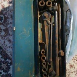 Рожковые, накидные, комбинированные ключи - Набор инструментов. Производство СССР. Сделано навсегда, 0