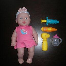"""Куклы и пупсы - Интерактивная кукла """"Малышка Алиса у врача"""", 0"""