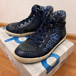 Ботинки - Ботинки демисезонные для девочки Kapika 30 размер., 0