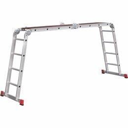 Аксессуары для палаток и тентов - Лестница-трансформер Новая Высота 333, 0