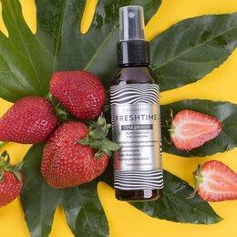 Маски и сыворотки - Fresh Time, Спрей для волос с витаминами и ароматом клубники, 100 мл, 0