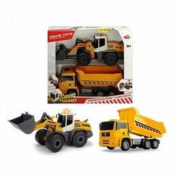 """Детские наборы инструментов - Набор """"Construction Twin Pack"""", 0"""