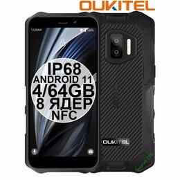 Мобильные телефоны - НОВИНКА Смартфоны Oukitel WP12 Pro Black IP68 8ядер 4/64GB, 0
