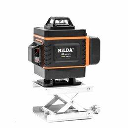 Измерительные инструменты и приборы - Лазерный уровень hilda 360 4d, 0