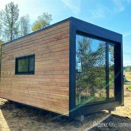 Готовые строения - модульный домик для кемпинга, 0