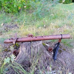 Этнические духовые инструменты - Флейта индейцев пимак, 0