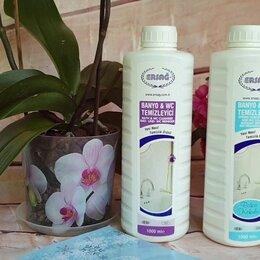 Бытовая химия - Баньо - средство для ванны и туалет с весенним запахом, 0