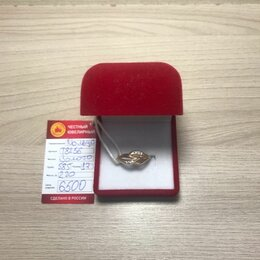 Кольца и перстни - Кольцо с камнями , золото (Т-8256)  , 0